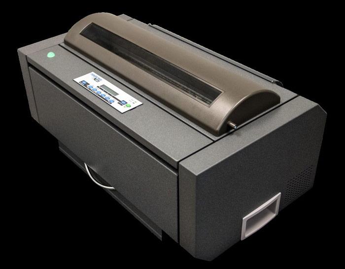 واحد سنجش سرعت چاپ در پرینترهای سوزنی بر حسب تعداد کاراکتر در ثانيه (CPS) اندازهگيری میشود. این سرعت میتواند با توجه به مدل پرینتر سوزنی از 50 تا 500 cps متغير باشد. کيفيت چاپ در این دستگاه را می توان با توجه به تعداد پينهای پرینتر تشخیص داد . کیفیت چاپ در این دستگاه میتواند از نه تا بيست و چهار متغير باشد. پرینترهایی که دارای 24 پین باشند میتوانند نتایج نسبتاً با کیفیتی را داشته باشند. پرینترهای سوزنی دارای نويز و سرو صدای به مراتب بيشتری در مقايسه با پرینترهای ليزری و جوهر افشان هستند.